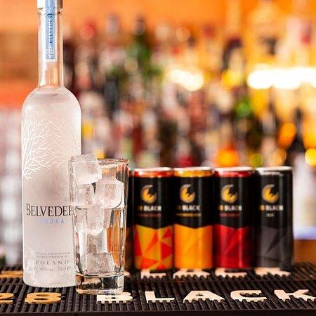 Was trinkt ihr am liebsten zum Vodka?