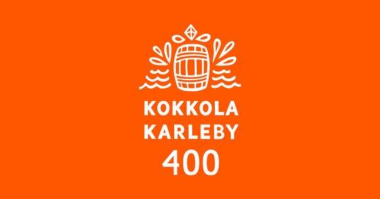 Kokkolan kaupunki täyttää 400 vuotta (1620-2020)