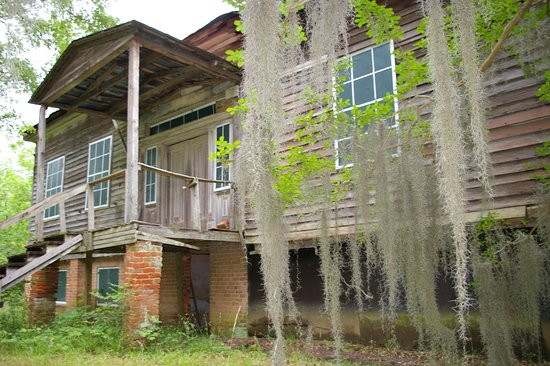 Orrville, AL: Fambro House at Old Cahawba.