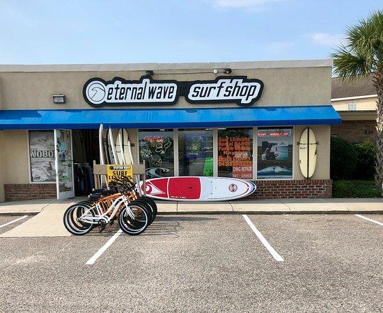 Surfside Beach, Carolina del Sur: Surf Shop 2019