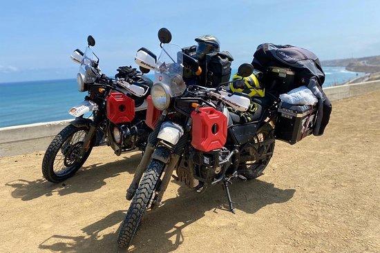 Moto Ecuador