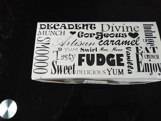 Fresh Fudge