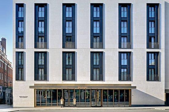 倫敦寶格麗酒店