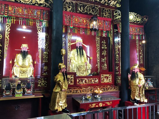 Seng Wong Temple