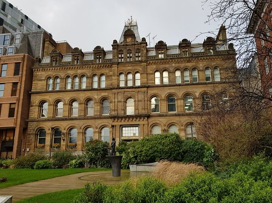 Mersey Chambers Building