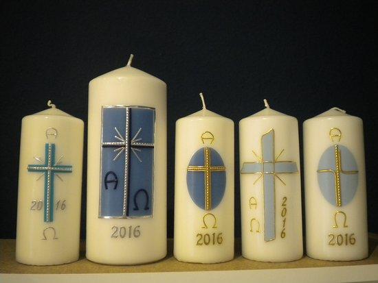 Kerzen und Seifen Atelier Roxana Shareef