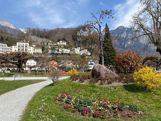 Amden, Suiza: Weesen