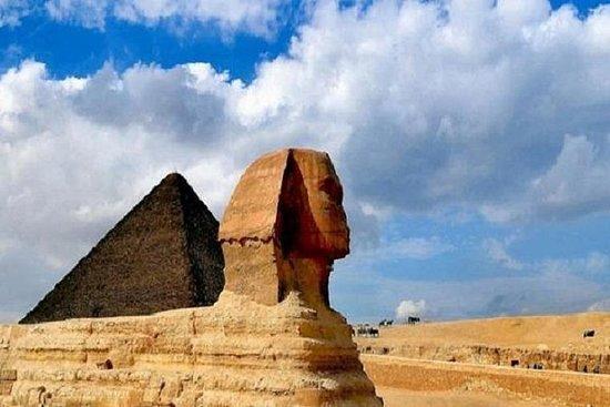 Tripadvisor | 1 dagstur til pyramider fra Sharm el Sheikh