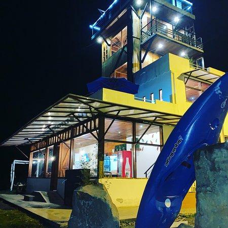 Baeza, Эквадор: Hard River Restaurant Mirador