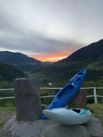 Baeza, Эквадор: Hermoso Lugar