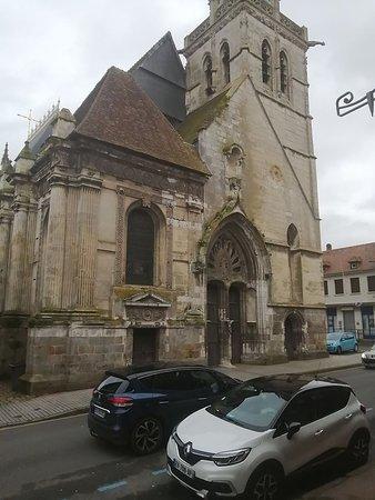 Conches-en-Ouche, Fransa: Eglise Sainte-Foy