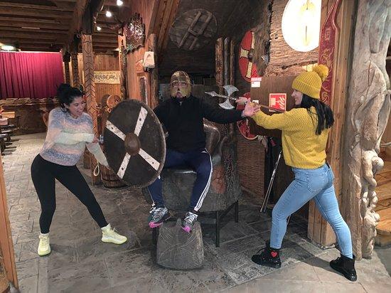 Like the Vikings!!!