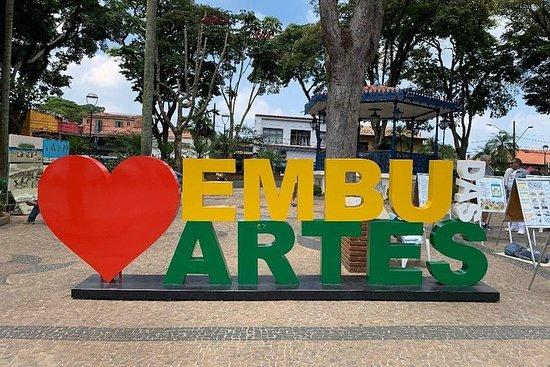 Discover Embu das Artes | 05 hours of Prvate tour