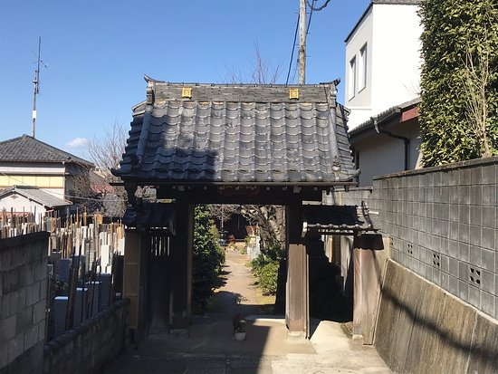 Fukuso-ji Temple