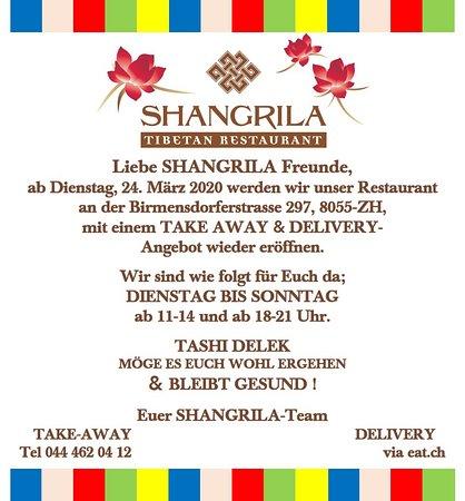 image Shangrila sur Zürich