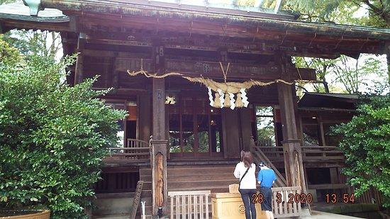 報徳神社もお詣りして来ました。