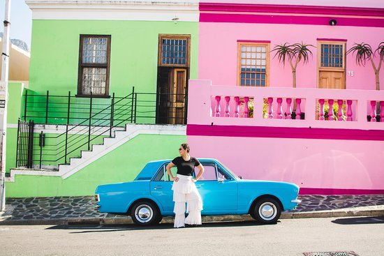 Your own photoshoot in Bo-Kaap