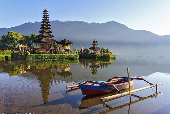 Besuchen Sie das Highlight von Bali...