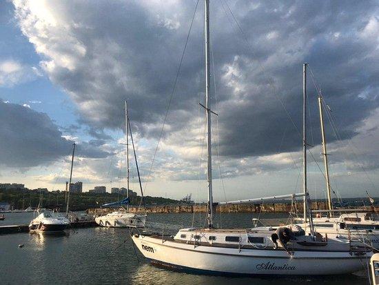 Atlantica Yacht