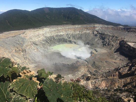 Coronado, Costa Rica: Poas Volcano National Park