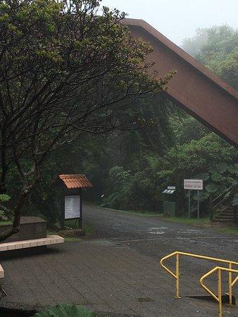 Coronado, Costa Rica: Facilities of Poas Volcano National Park