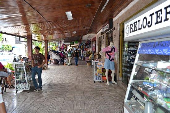 Yacuiba, Боливия: Frente do TVO