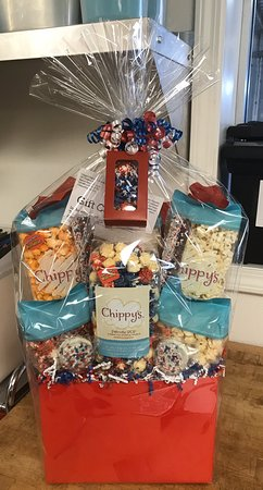 Beaver Dam, WI: Fun treats and gourmet goodies for baskets.