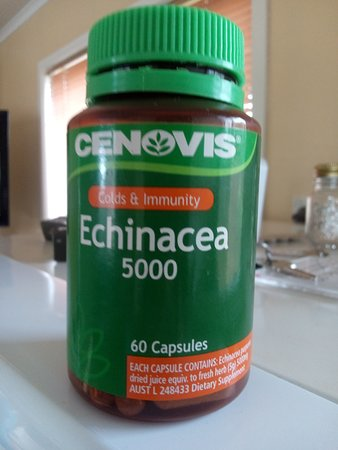 Atherton Tablelands, Австралия: TRAVEL YOUR HEADS off GREY NOMADS with trusted & trialled FLU & COLD CURE Echinacea 5000 Tabs from most supermarkets.