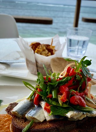 Gnarabup, Australia: Freo sardines