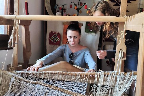 Bulgarian Authentic Private Crafts Workshop in the Rose Valley