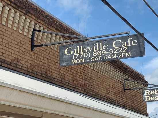 Gillsville, GA: Great little country place!