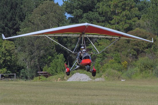 Сомерсби, Австралия: We have lift off!