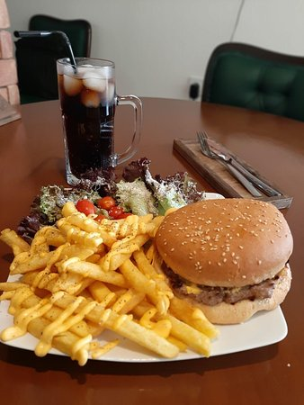 Hamedan Province, Iran: burger