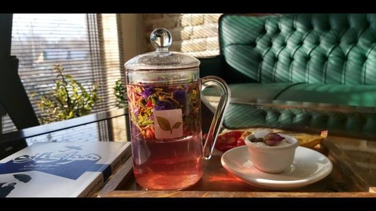 Hamedan Province, Iran: herbal tea