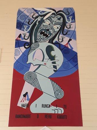 Jerusalem, Nueva Zelanda: Maori goblin
