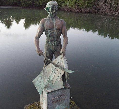 Monumento Pirata Roberto Cofresi