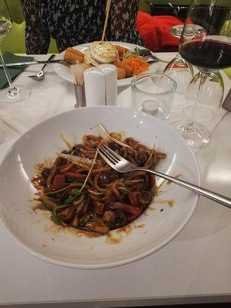 Nove Zamky, สโลวะเกีย: wok food