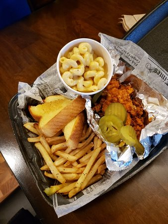 Fox Lake, IL: Take out Nashville Hot Chicken!  AMAZING!!!!
