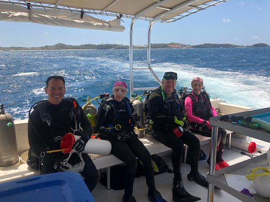 5 Day Scuba Dive Package with Aquanauts Grenada Photo