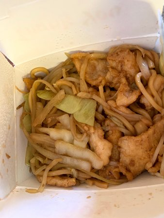 Odenton, MD : Carryout: Chicken Lo Mein