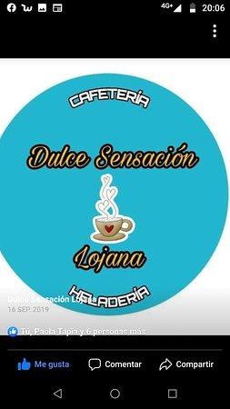 Sangolqui, Эквадор: Cafetería heladerio