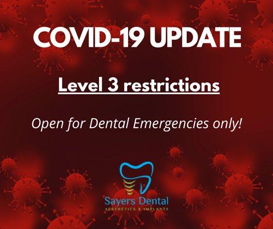 Hoppers Crossing, Australia: Sayers Dental Aesthetics Implants | COVID 19 UPDATE | DENTAL EMERGENCY