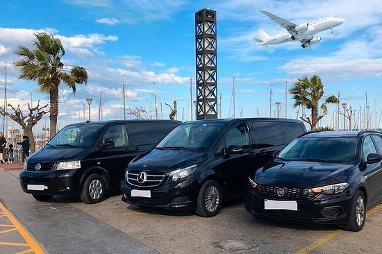 Buena Park to Los Angeles Airport (LAX) - Departure Private Transfer