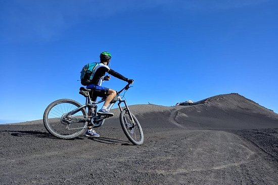 Etna Cycling to the Top - visite...