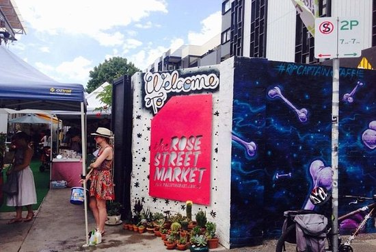 Tour di 2 ore alla scoperta di Fitzroy Street Art con guida