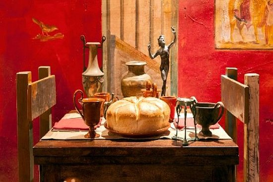 Ancient Pompeii Experience...