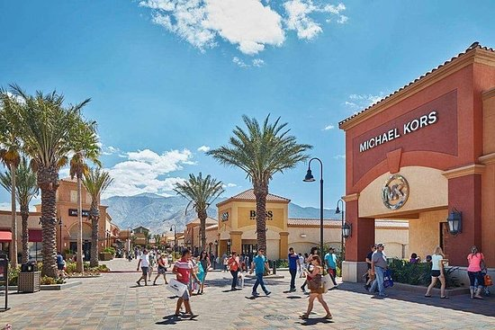 Palm Springs Factory Outlet En dagstur