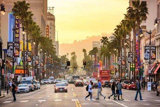 Dagstur fra San Francisco til Los...