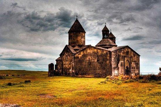 Yerevan-Saghmosavank-Hovhannavank-Mughni...