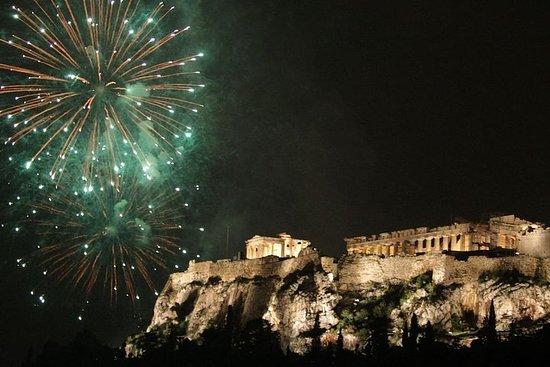 Tour privato di 4 giorni a Natale in Grecia